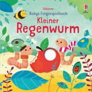 Cover-Bild zu Babys Fingerspielbuch: Kleiner Regenwurm von Brooks, Felicity