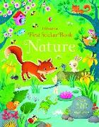 Cover-Bild zu First Sticker Book: Nature von Brooks, Felicity