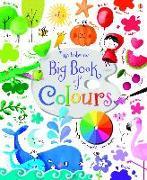 Cover-Bild zu Big Book Of Colours von Brooks, Felicity