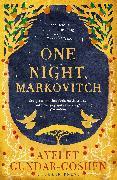 Cover-Bild zu One Night, Markovitch von Gundar-Goshen, Ayelet