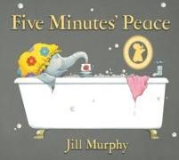 Cover-Bild zu Five Minutes' Peace von Murphy, Jill