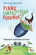 Cover-Bild zu Finns fantastische Freunde. Trollangriff und Einhornschinken (eBook) von Bertram, Rüdiger