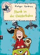 Cover-Bild zu Stinktier & Co - Stunk in der Geisterbahn (eBook) von Bertram, Rüdiger