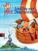 Cover-Bild zu Mika der Wikinger - Ausflug zur Dracheninsel (eBook) von Bertram, Rüdiger