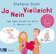 Cover-Bild zu Ja, nein, vielleicht! (eBook) von Stahl, Stefanie