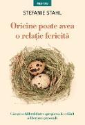 Cover-Bild zu Oricine poate avea o relatie fericita (eBook) von Stahl, Stefanie