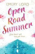 Cover-Bild zu Open Road Summer (eBook) von Lord, Emery