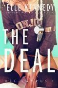 Cover-Bild zu The Deal (Off-Campus, #1) (eBook) von Kennedy, Elle