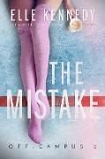 Cover-Bild zu The Mistake (Off-Campus, #2) (eBook) von Kennedy, Elle