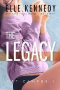 Cover-Bild zu The Legacy (Off-Campus, #5) (eBook) von Kennedy, Elle
