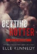 Cover-Bild zu Getting Hotter (Out of Uniform, #4) (eBook) von Kennedy, Elle