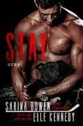 Cover-Bild zu Stay (WAGs, #2) (eBook) von Kennedy, Elle