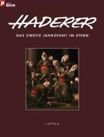 Cover-Bild zu Das zweite Jahrzehnt im Stern von Haderer, Gerhard