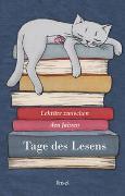 Cover-Bild zu Lektüre zwischen den Jahren von Dammel, Gesine (Hrsg.)