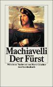 Cover-Bild zu Der Fürst von Machiavelli, Niccolò