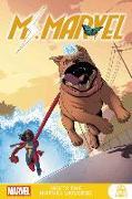 Cover-Bild zu Wilson, G. Willow (Ausw.): Ms. Marvel Meets the Marvel Universe