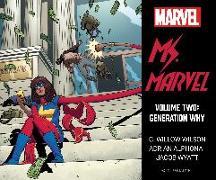 Cover-Bild zu Wilson, G. Willow: Ms. Marvel Vol. 2: Generation Why