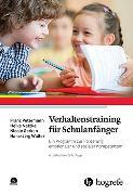 Cover-Bild zu Verhaltenstraining für Schulanfänger (eBook) von Petermann, Franz