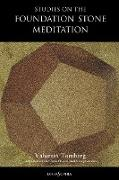 Cover-Bild zu Studies on the Foundation Stone Meditation von Tomberg, Valentin