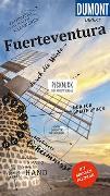 Cover-Bild zu DuMont direkt Reiseführer Fuerteventura. 1:185'000 von Lipps, Susanne