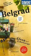 Cover-Bild zu DuMont direkt Reiseführer Belgrad. 1:9'000 von Pasler, Matthias