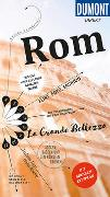 Cover-Bild zu DuMont direkt Reiseführer Rom. 1:12'000 von Mesina, Caterina