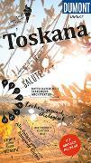 Cover-Bild zu DuMont direkt Reiseführer Toskana. 1:500'000 von Garst, Tobias