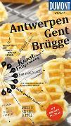 Cover-Bild zu DuMont direkt Reiseführer Antwerpen, Gent, Brügge. 1:12'000 von Fridrich, Patricia