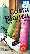 Cover-Bild zu DuMont direkt Reiseführer Costa Blanca, Valencia und Alicante. 1:625'000 von Blázquez, Manuel García