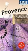 Cover-Bild zu DuMont direkt Reiseführer Provence. 1:350'000 von Simon, Klaus