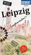 Cover-Bild zu DuMont direkt Reiseführer Leipzig. 1:20'000 von Buhl, Susann