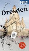 Cover-Bild zu DuMont direkt Reiseführer Dresden. 1:21'500 von Klose, Siiri