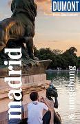Cover-Bild zu DuMont Reise-Taschenbuch Madrid & Umgebung von Hälker, Maria Anna