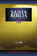 NVI Santa Biblia letra gigante von Zondervan,