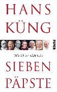 Cover-Bild zu Sieben Päpste (eBook) von Küng, Hans