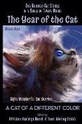 Cover-Bild zu The Year of the Cat: A Cat of a Different Color (eBook) von Rusch, Kristine Kathryn