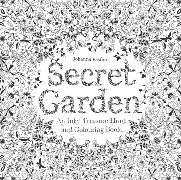 Secret Garden von Basford, Johanna
