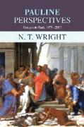 Cover-Bild zu Pauline Perspectives von Wright, NT