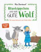 Cover-Bild zu Blaukäppchen und der gute Wolf von Sternbaum, Nico