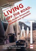 Cover-Bild zu LIVING OFF THE ROAD von Scheler, Michael
