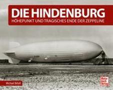 Cover-Bild zu Die Hindenburg von Bélafi, Michael