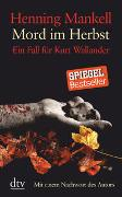 Cover-Bild zu Mord im Herbst von Mankell, Henning