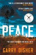 Cover-Bild zu Peace (eBook) von Disher, Garry