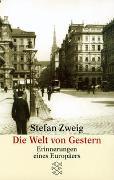 Cover-Bild zu Die Welt von Gestern - Gesammelte Werke in Einzelbänden von Zweig, Stefan