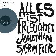 Cover-Bild zu Alles ist erleuchtet (Ungekürzte Lesung) (Audio Download) von Foer, Jonathan Safran