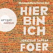 Cover-Bild zu Hier bin ich (Gekürzte Lesung) (Audio Download) von Foer, Jonathan Safran