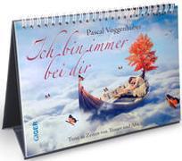Cover-Bild zu Ich bin immer bei dir von Voggenhuber, Pascal
