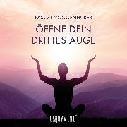 Cover-Bild zu Öffne dein drittes Auge (Audio Download) von Voggenhuber, Pascal