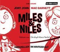 Cover-Bild zu Miles & Niles - Hirnzellen im Hinterhalt von John, Jory