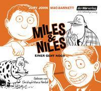 Cover-Bild zu Miles & Niles - Einer geht noch von John, Jory